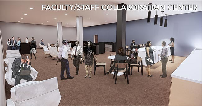 Faculty Staff Collaboration Center