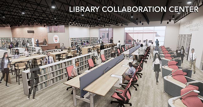 Library Collaboration Center
